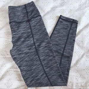 VS Gray Knockout Tight